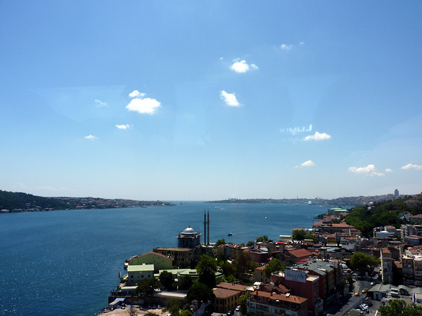 2011 AUG 4 leaving Istanbul