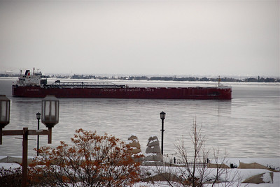 2010-2011 12 23-01 08:  Christmas Shipping, The Water Kind, Duluth, Lk Superior