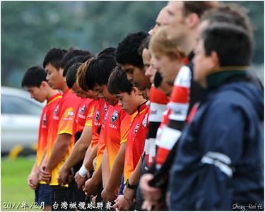 2011台灣聯賽M12-猴王 VS 淡江信望愛(Baboons vs TKOB)