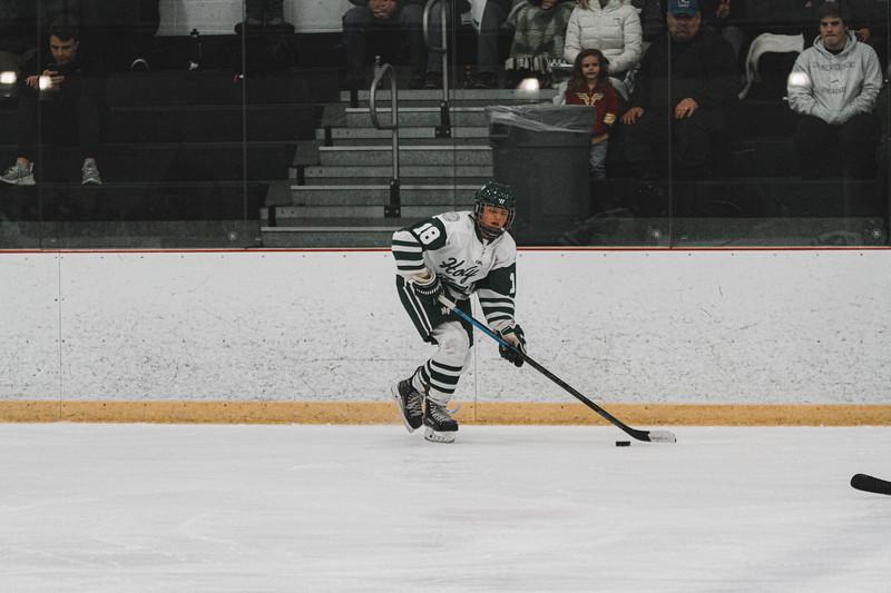 Holy Family Varsity Girls Hockey vs. Waconia, 1/9/20: Josie Linn '25 (18)