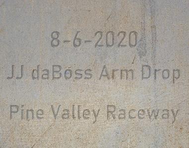 8-6-2020 Pine Valley Raceway 'JJ Da Boss ArmDrop'