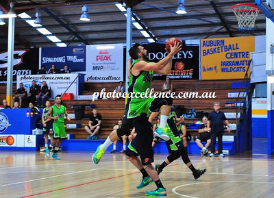 Minor SF - Glebe Magic vs Norwest Giants