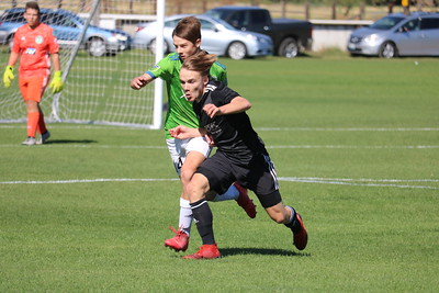 Spokane Sounders - ECNL Boys Home Openers