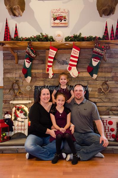Harris Family 2019