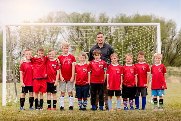 Springville Boys 1+2 Grade Soccer