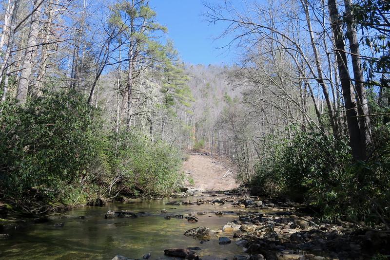 Tuckasegee River @ Wolf Creek