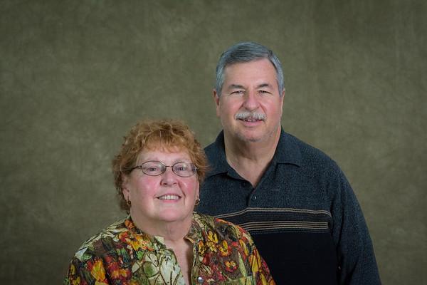 Rick & Evelyn McKenzie