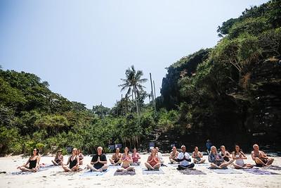 thailand - yoga