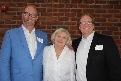 Alumni/Senior Luncheon - Joni Bolin Retirement