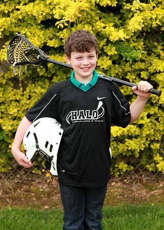 Glencoe Halo 3/4 lacrosse 2016