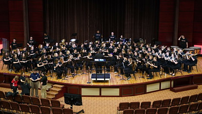 Grant County Schools Honors Band 2019  3-14-19