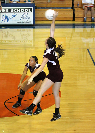 Lydia Volleyball 2013