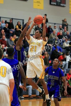 2009 12 16 Clarkston Varsity Basketball vs Carman Ainsworth