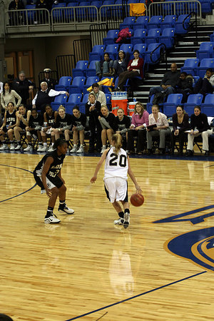 2007; Quinnipiac Women's Basketball - 1/27
