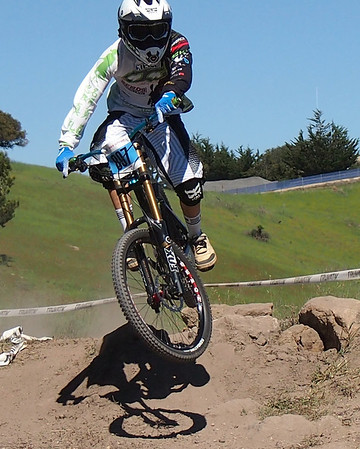 Sea Otter Downhill Practice 2012