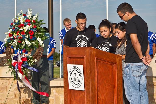 October 19, 2010 Staff Sergeant Espinoza Memorial