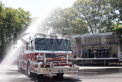 Lakeview Engine 414 Wet Down [6-11-17]
