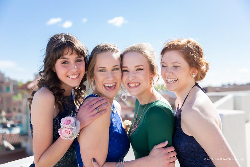 Izzy Emmett & Friends Prom