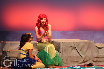 2013 The Little Mermaid
