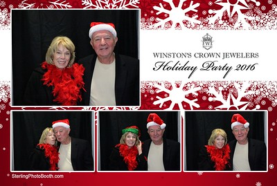 Winston's Crown Jewelers Holiday Party