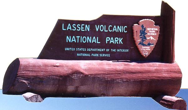 California - Lassen Volcanic National Park