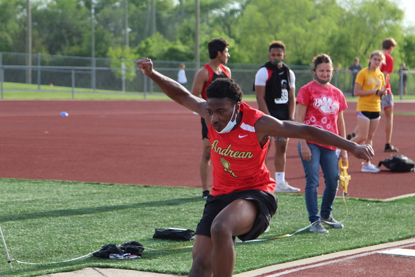 BOYS TRACK & FIELD SECTIONALS Crown Point 2021