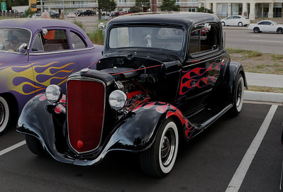 Jim Dandy's 35 Chevy Coupe
