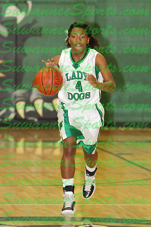 Suwannee High School Basketball 2011-12 Girls
