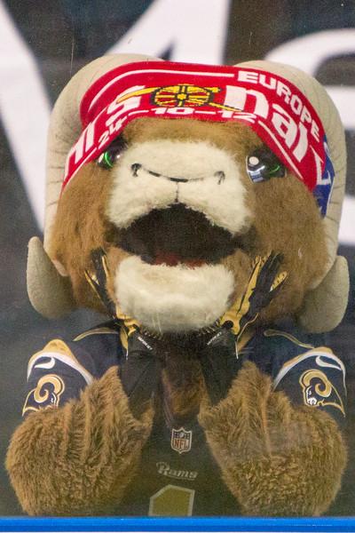 December 28, 2014 St Louis Ambush Mascot Game