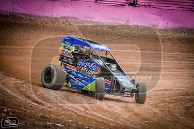 Linda's Speedway USAC 8/2/19 | PA Midget Week