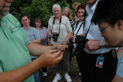 Alticor Wildlife Calendar '09-Nest box and banding