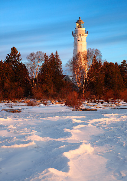 Devil's Light II - Cana Island Lighthouse (Door County - Wisconsin)