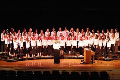 MJHS Choir Concert Spring 2008
