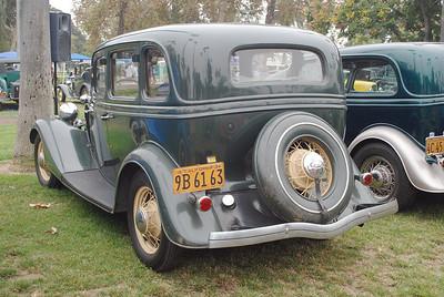 2010-10-03 Ford Show La Palma Park