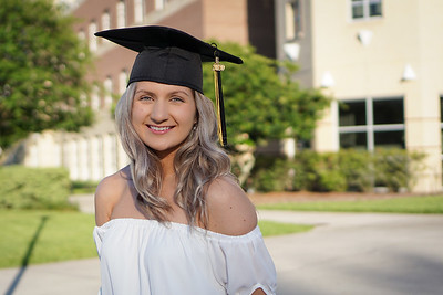 Savannah's UCF Graduation
