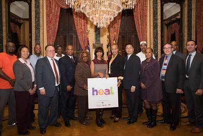 HEAL Campaign Press Conference 11.01.17