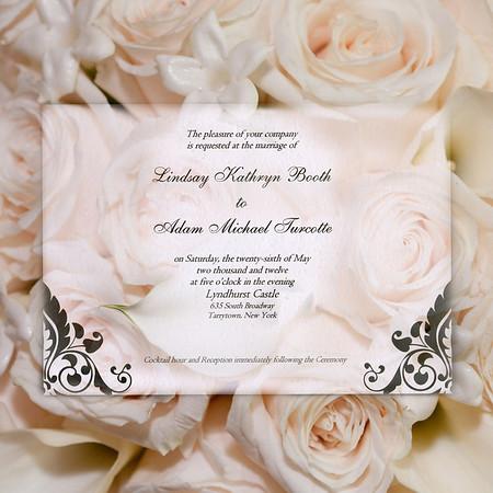 Lindsay and Adam-Bridal Album