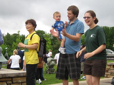 2009 Memphis Asthma Walk
