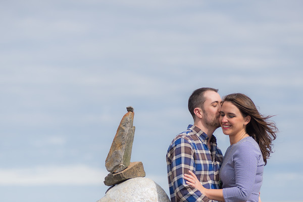 Kati and Michael's Engagements