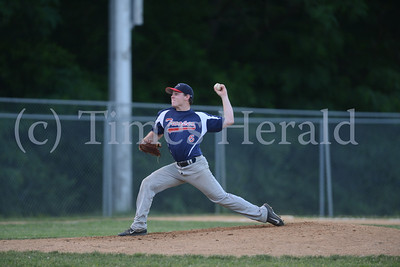 Perky League: Trooper at Norristown