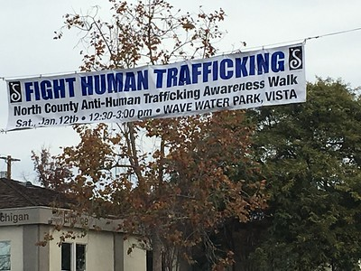 2019 Human Trafficking Awareness Walk