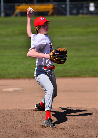 2011 Thurston County Babe Ruth Baseball