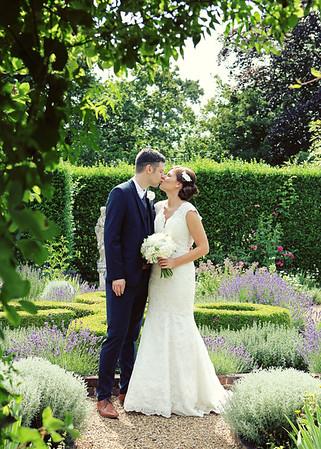 Hannah&Richard, Otley Hall