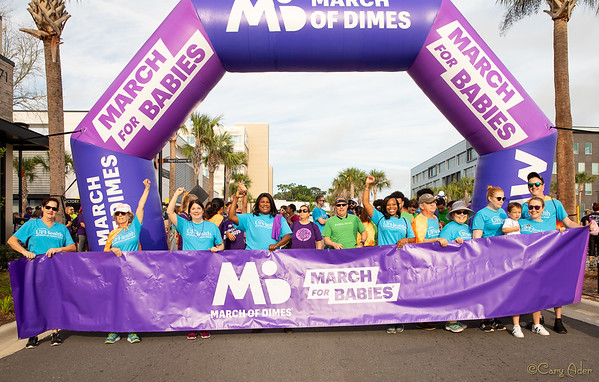 2019 March for Babies