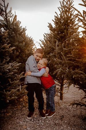 Saeger Christmas Tree Session