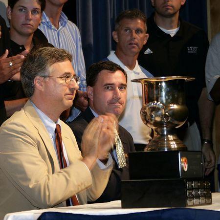 Lynn University Mayor's Cup Presentation September 20, 2005 7pm