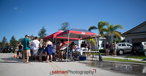 Sawgrass Bay Block Party 2013