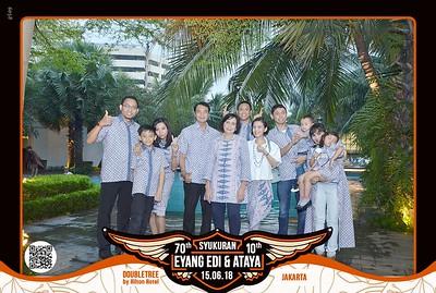 180615 | Syukuran Eyang Edi 70th & Ataya 10th
