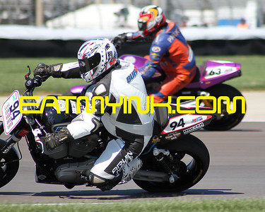 AMA/V&H XR1200s at Indy, 2011