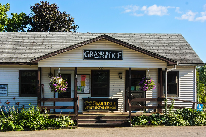 Grand Isle Town Office